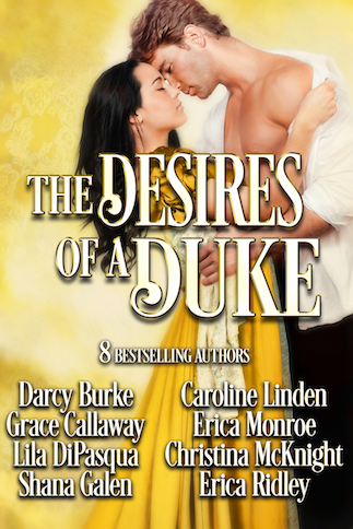 <The Desires of a Duke>